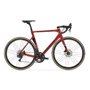 Diamante SV DISC - MARS RED (Frame Kit)