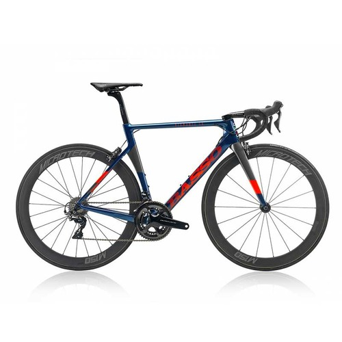 DIAMANTE SV - BLUE/FLUO ORANGE (Frame Kit)