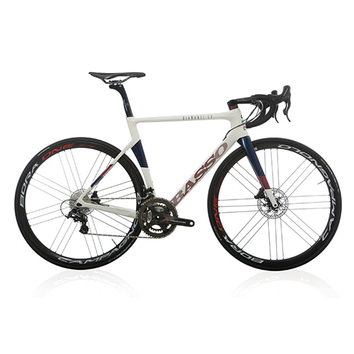 Diamante SV DISC - Pastel White (Frame Kit)