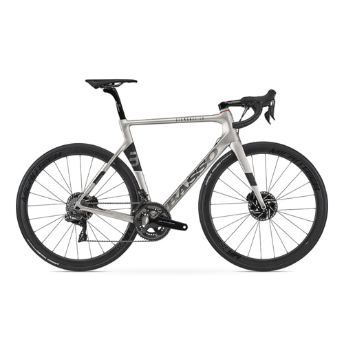 Diamante SV DISC - DIAMOND SILVER (Frame Kit)